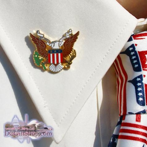 American Eagle Pin