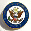United States Great Seal Pin