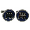 RNC Sterling Silver Cuff Links