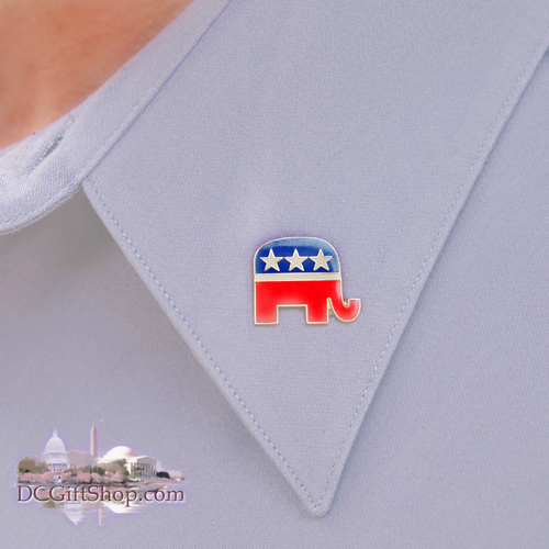 Republican Pin (est. 1854)