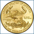 2012 1oz Gold American Eagle Coin