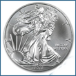 2012 1oz Silver American Eagle Coin