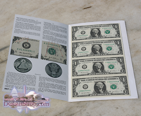 Uncut US Currency