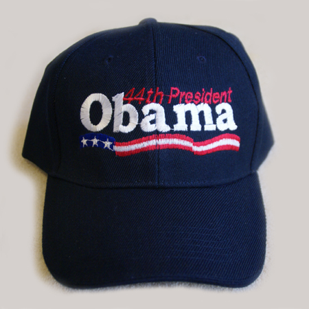 Barack Obama 44th U.S. President Hat