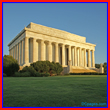 Abraham Lincoln Memorial Sunrise