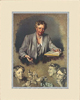Eleanor Roosevelt Framed Art Print