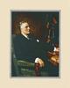 Franklin D. Roosevelt Framed Art Print