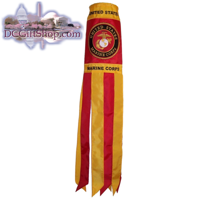 The US Marine Corps Windsock