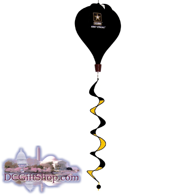 The United States Army Strong Hot Air Balloon