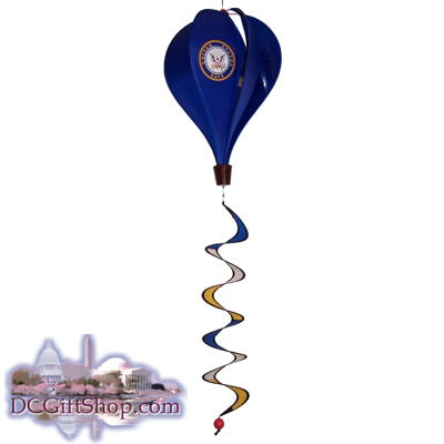 The United States Navy Hot Air Balloon