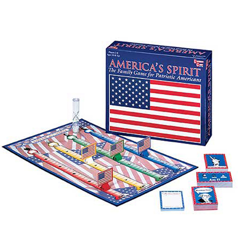 America's Spirit Board Game