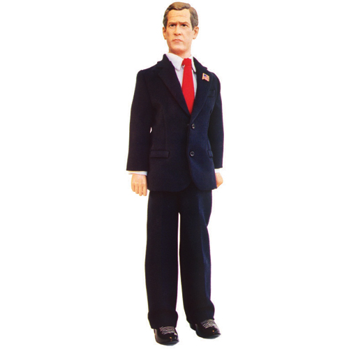 President George W. Bush Action Figure