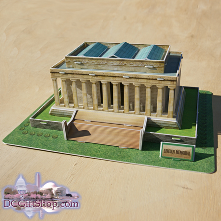 Lincoln Memorial 3D Puzzle