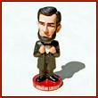 President Abraham Lincoln Bobble Head
