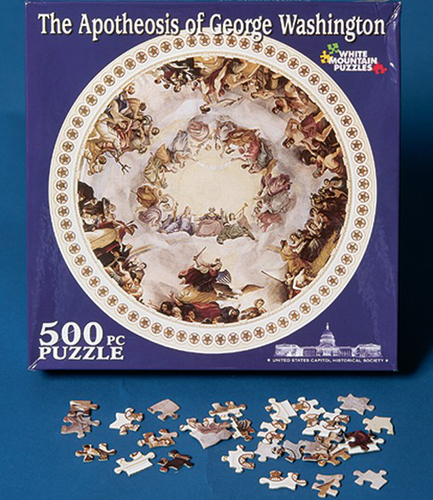 Apotheosis of George Washington Puzzle