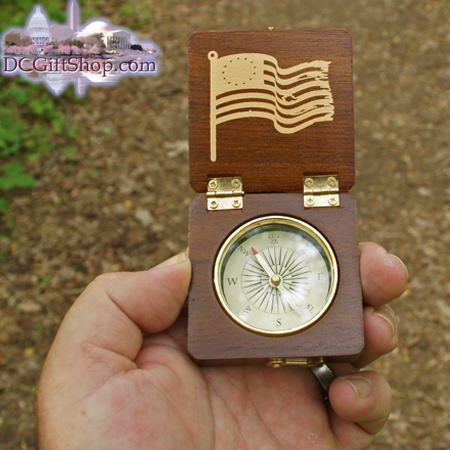 Revolutionary War Survey Compass