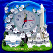 Washington DC Quartz Clock