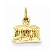 14k Lincoln Memorial Charm