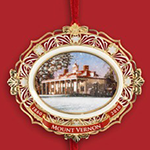 2010 Mount Vernon Annual Christmas Ornament