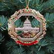 2013 U.S. Capitol Horse Drawn Carriage Ornament