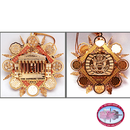 2013 Supreme Court Ornament