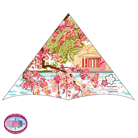 2014 National Cherry Blossom Festival Kite
