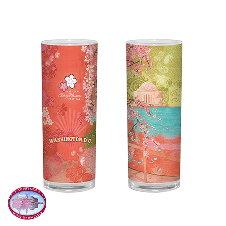 National Cherry Blossom Shot Glass