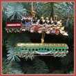 2014 Warren G Harding Christmas Ornament