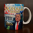 Donald Trump For President Coffee Mug