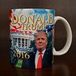 Donald Trump For President Coffee Mug
