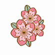 2019 Official National Cherry Blossom Festival Pin