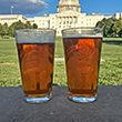 19 Ounce Capitol Pilsner Glass Set