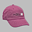 Pink National Cherry Blossom Festival Hat