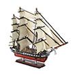 USS Constitution 3D Puzzle 1:95