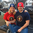 58th Inauguration Shirt and Knit Hat 4 piece Set
