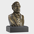 "Robert E. Lee 6"" Bronze Bust"