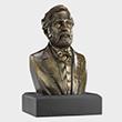 Robert E. Lee 6 inch Bronze Bust