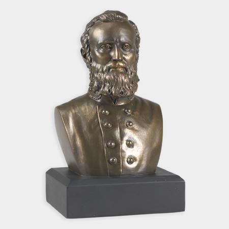 "Thomas Jonathan S. Jackson 6"" Bronze Bust"