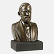 "Ulysses S. Grant 6"" Bronze Bust"