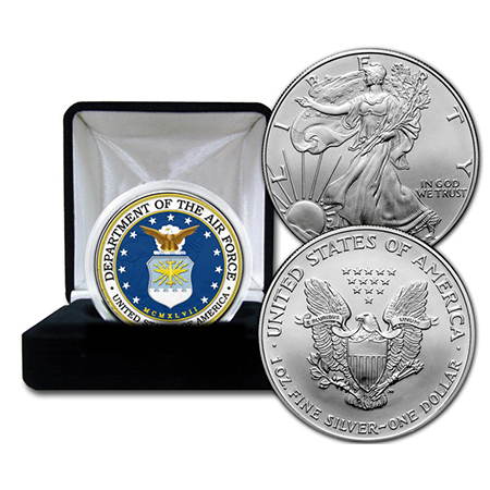 Airforce Commemorative Coin