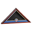 American Hardwood Flag Case