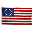 Betsy Ross 3' x 5' Nylon Outdoor Flag