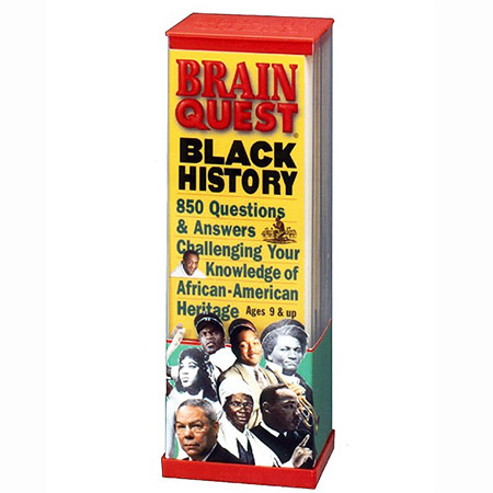 Brain Quest: Black History
