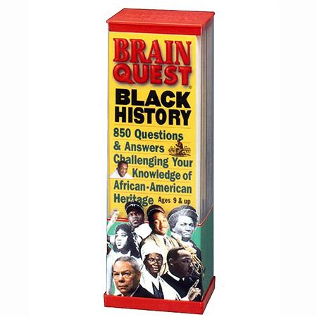 Brain Quest: Black History