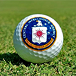 CIA Golf Ball