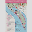 National Cherry Blossom Festival Map Print