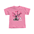 Pink Panda National Cherry Blossom Festival Tee Shirt