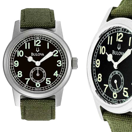 WWII Military Commemorative Watch
