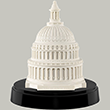 United States Capitol Marble Dome Paperweight