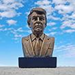 "Donald Trump 6"" Bronze Bust"